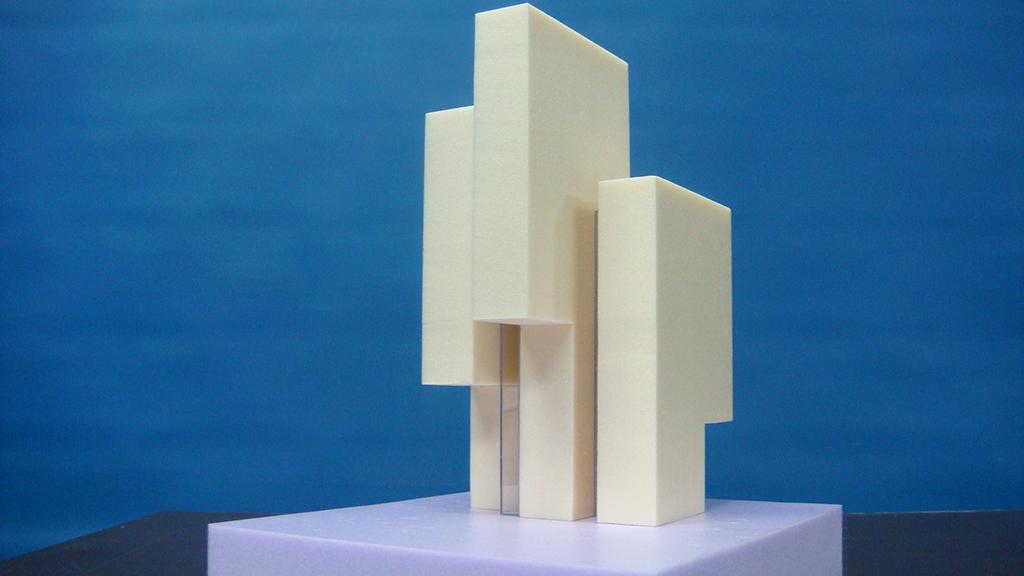 Max Boekholt Torens aan de Maas